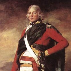 Painting of Sir John Sinclair
